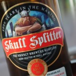 Orkney Skull Splitter Beer Review