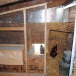 Winterizing the Chicken Coop